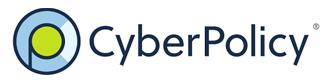 Logotipo de CyberPolicy
